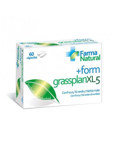 XL5 Grassplan 60 cápsulas