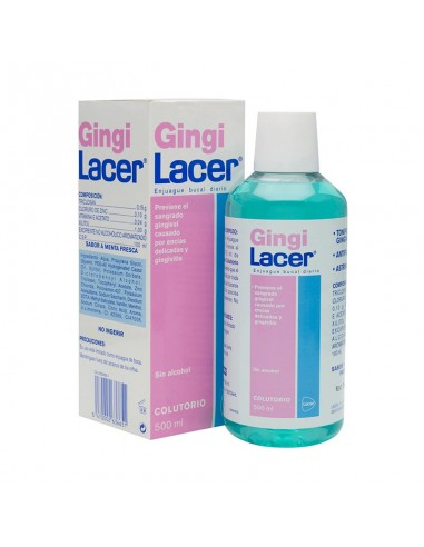 Lacer Gingilacer Colutorio 500 ml.